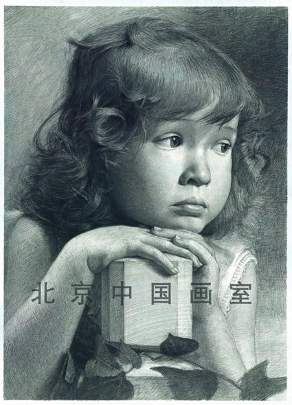 邹宗国素描头像-小女孩是不是发胖的会来女生少月经图片