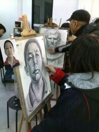 上海市刘罡画室