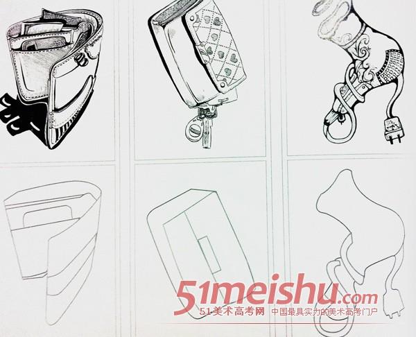 创意速写单个物体外形的基本绘画思路1.jpg