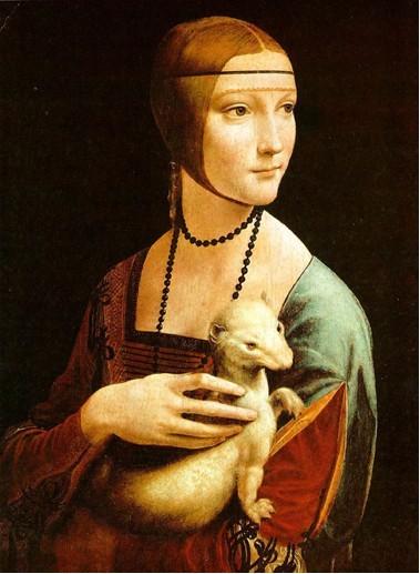 抱银鼠的女子.jpg